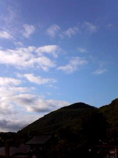 種山高原&花巻鉛温泉の空