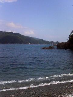 岩手釜石 愛の浜海水浴場
