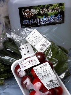 休日、100円は嬉しい。