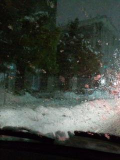 北国の車窓から。